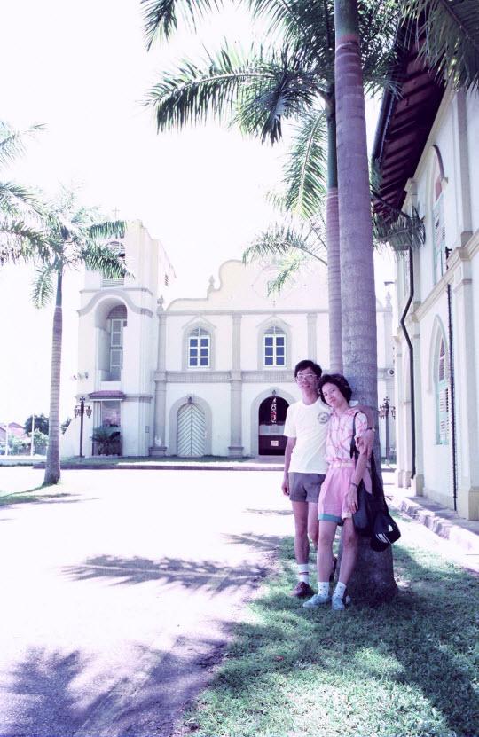 馬來西亞馬六甲聖彼得教堂 (St. Peter's Church)