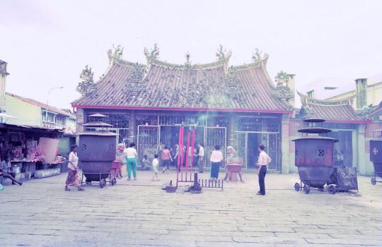 馬來西亞檳城島 觀音廟 (Kuan Yin Temple)