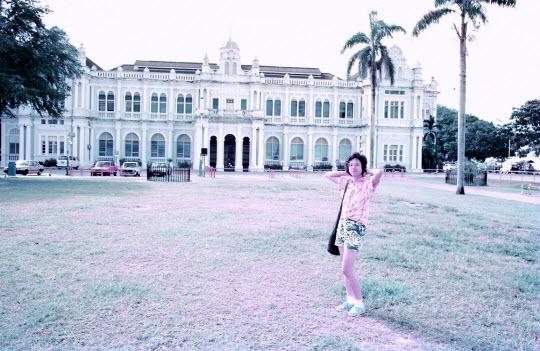 馬來西亞檳城島 大會堂 (City Hall)