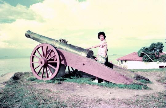 馬來西亞檳城島 康華利斯堡 (Fort Cornwallis)