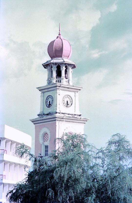 馬來西亞檳城島 維多利亞紀念鐘樓(Victoria Memorial Clock