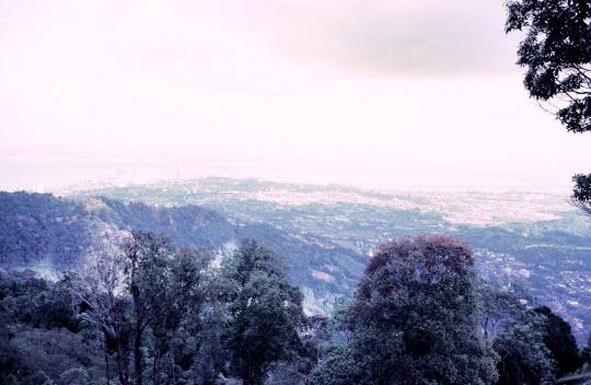 馬來西亞檳城島升旗山 (檳城山)