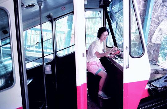 馬來西亞檳城島升旗山 (檳城山) 纜車
