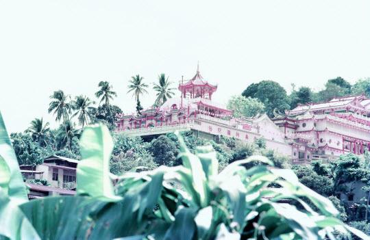 馬來西亞檳城島 極樂寺