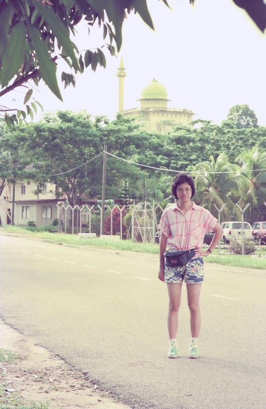 新加坡舊城區