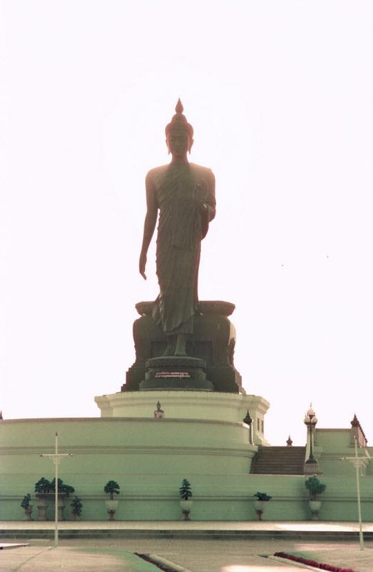泰國彿統府Phutthamonthon 佛教公園