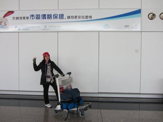 香港國際機場 Terminal 1 離境大堂