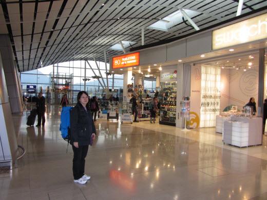 香港國際機場 北衛星客運廊