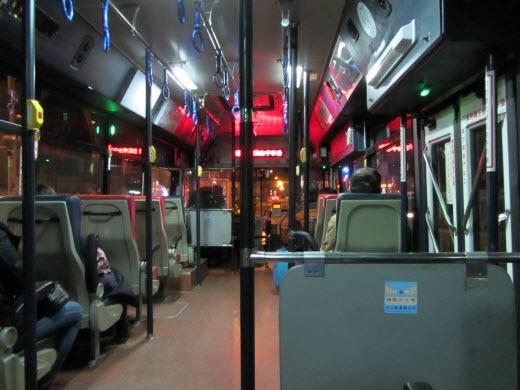 台中清泉崗機場乘公車往台中火車站