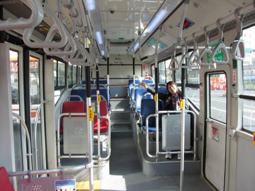 舒適的台中客運公車