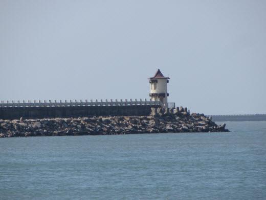 台中梧棲觀光漁港