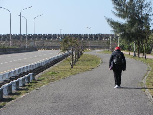 台中梧棲觀光漁港梧棲北堤路