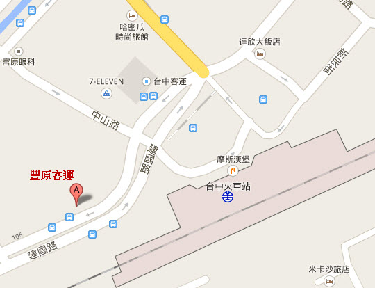 taichung-railway-station-fengyuan-bus-terminal