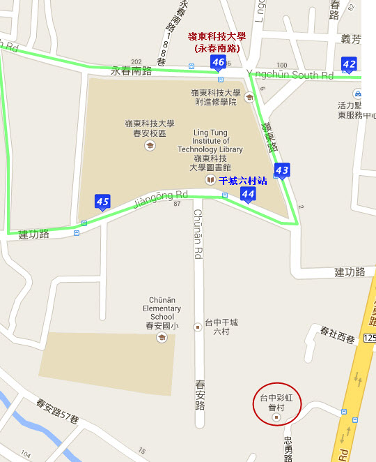 taichung-rainbow-village-map-2