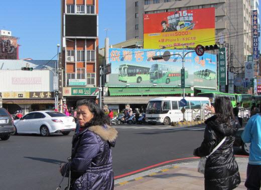 台中火車站 統聯客運