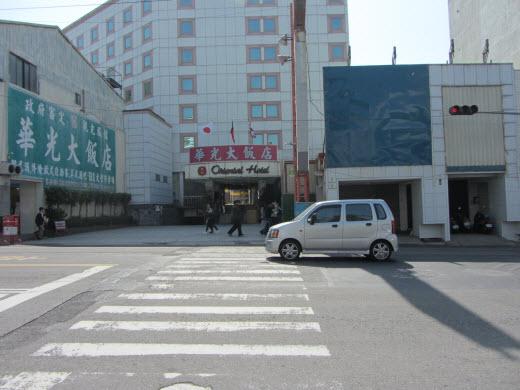 台南 華光大飯店