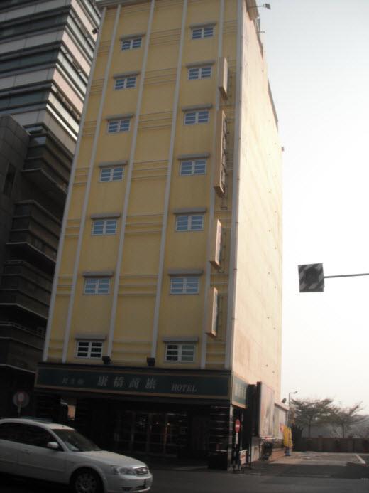 台南康橋商務旅館