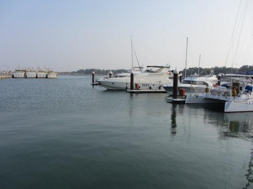 安平漁港海濱
