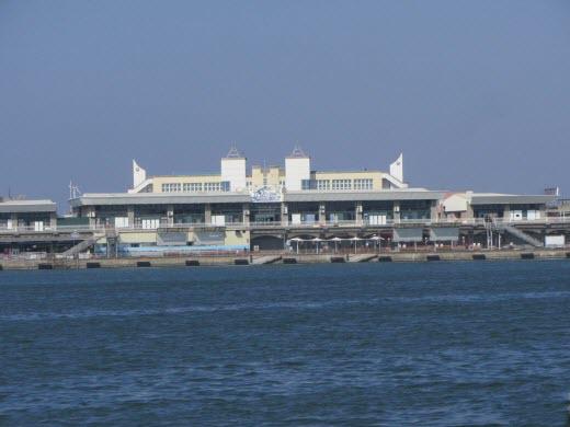 台南安平漁港