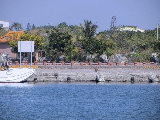 台南安平港港濱歷史公園