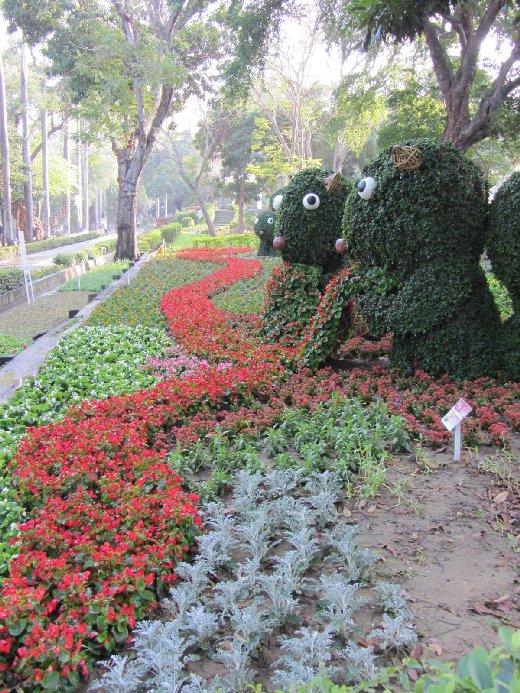 台南公園百花祭 灰姑娘區