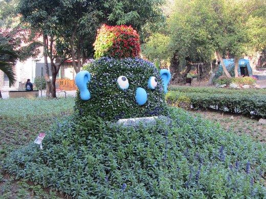 台南公園百花祭 阿拉丁神燈區