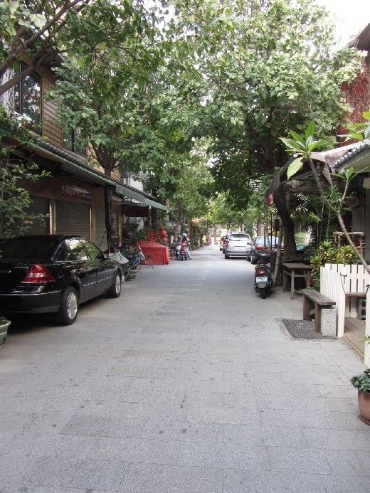 台南府中街