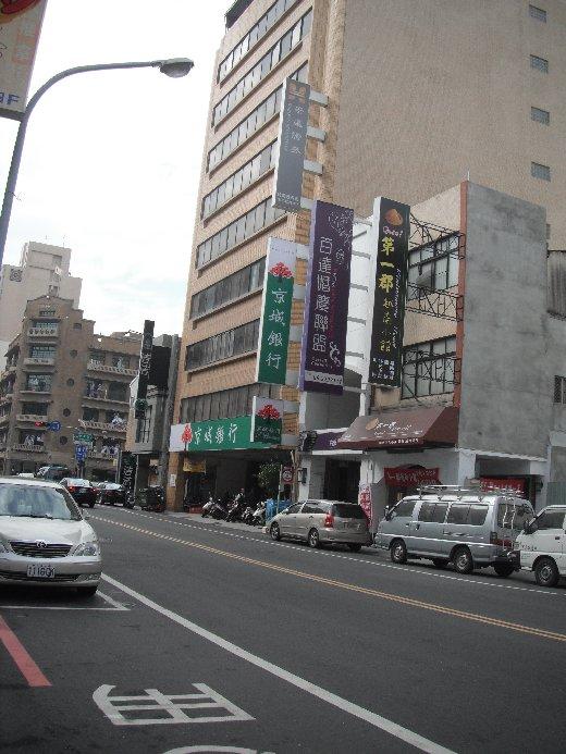 台南忠義路