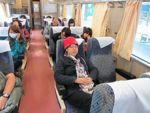 台南乘火車往高雄