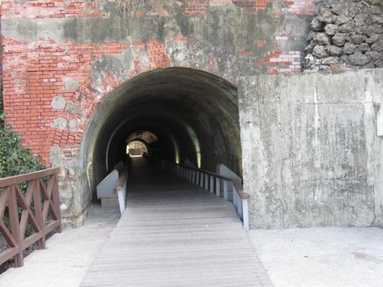 高雄旗津島 旗津星空隧道