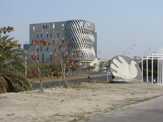 高雄旗津島 戰爭與和平紀念公園