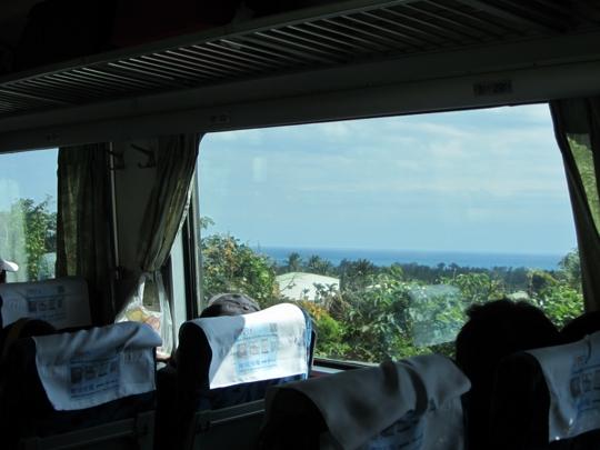 台灣南迴鐵道線 - 大武到台東