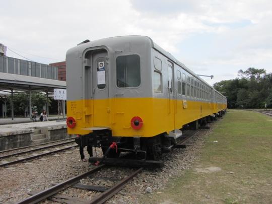 台東鐵道藝術村 - 舊台東火車站 光華號