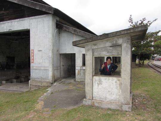 台東鐵道藝術村 機關車庫