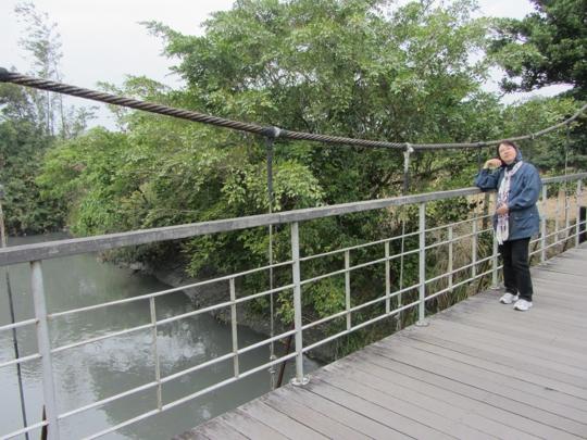 台東森林公園 卑南大圳 綠水橋
