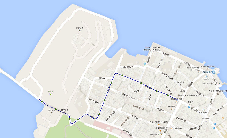 kaohsiung-qijin-walk-route-04