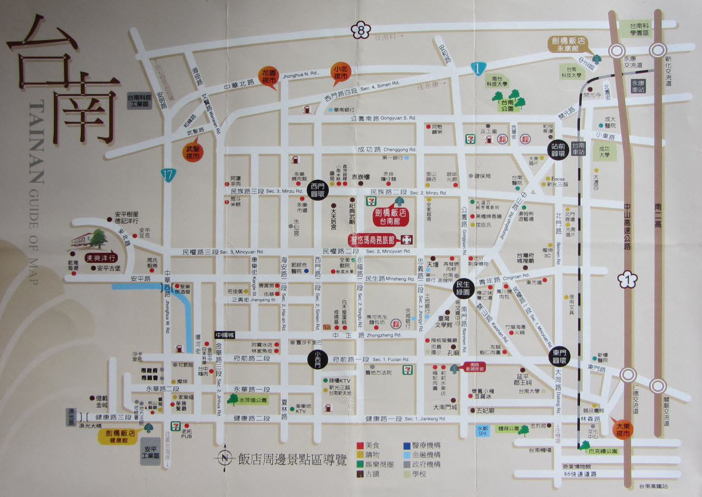 tainan-map-puyuma-hotel