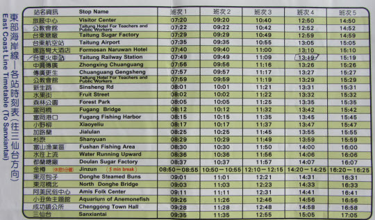 taitung-taiwantrip-bus-east-coast-line-timetable