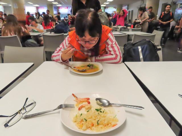 曼谷蘇汪納普國際機場 Food Court