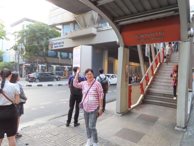 曼谷 Saphan Khwai 站