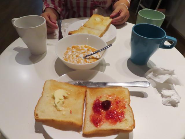 曼谷奧拉青年旅舍 (ORA Hostel Bangkok) 早餐