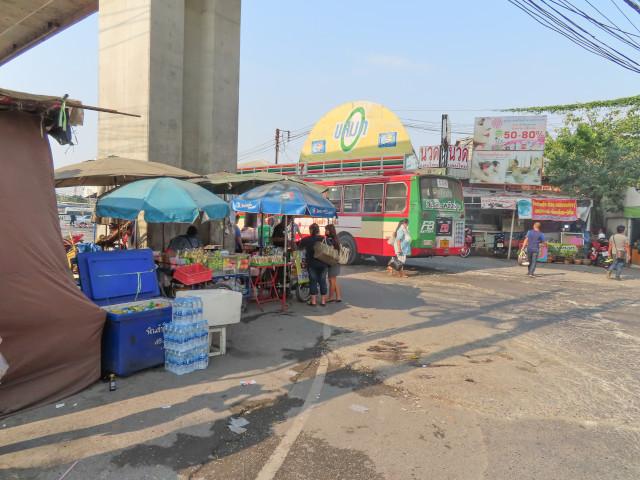 曼谷 Mo Chit 2 巴士站