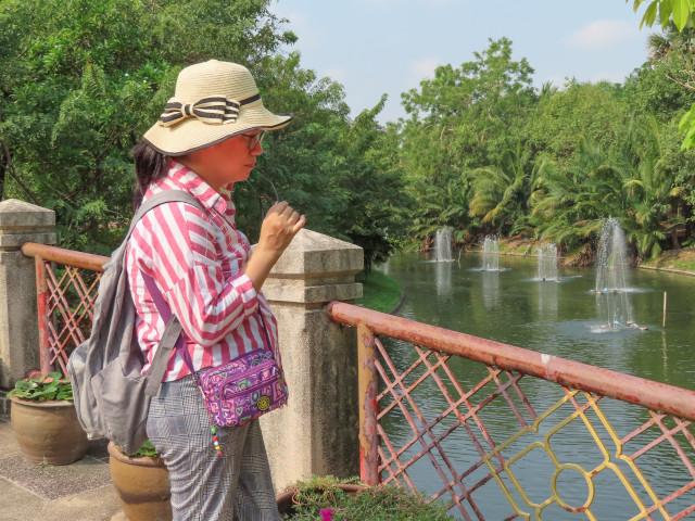 曼谷詩麗吉王后公園 (Queen Sirikit Park)