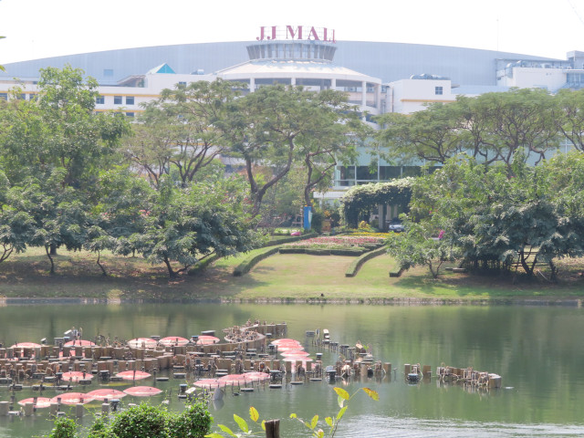 曼谷恰圖恰區 詩麗吉王后公園