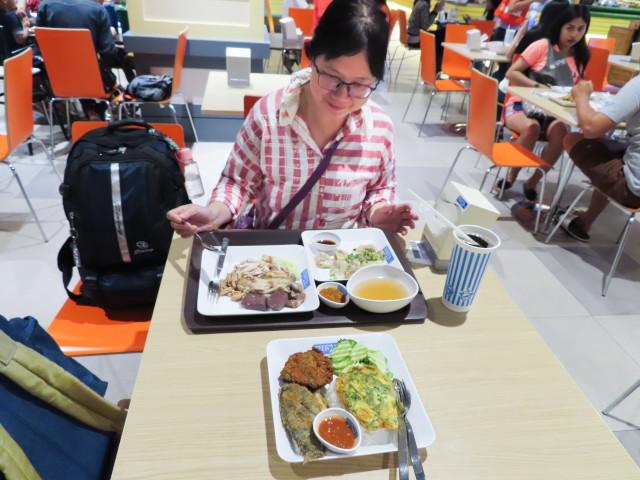 Terminal 21 呵叻 Pier 21 Food Court