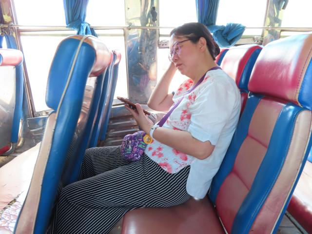 Dan Khun Thot 乘巴士返阿叻