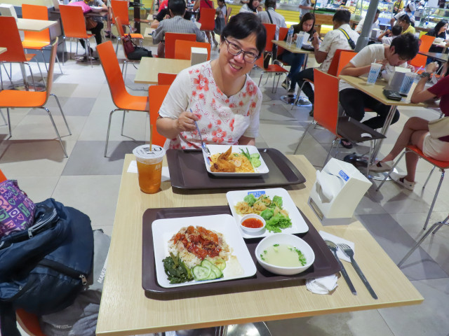 呵叻 Terminal 21 Korat Pier 21 Food Court