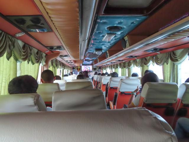 碧邁乘巴士往呵叻