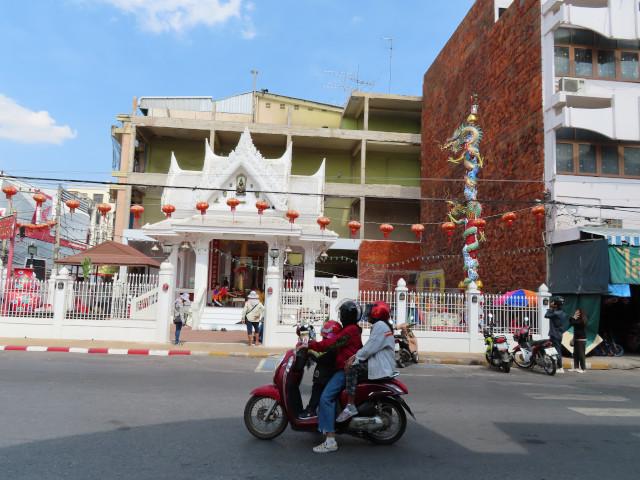 呵叻古城 叻曼公廟