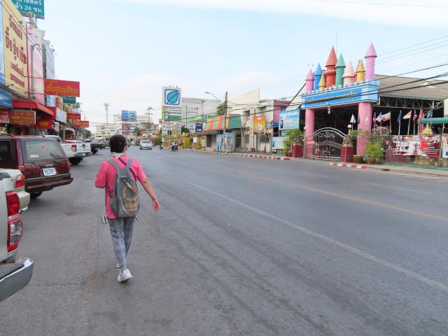 呵叻 Pibool La-Iad Road